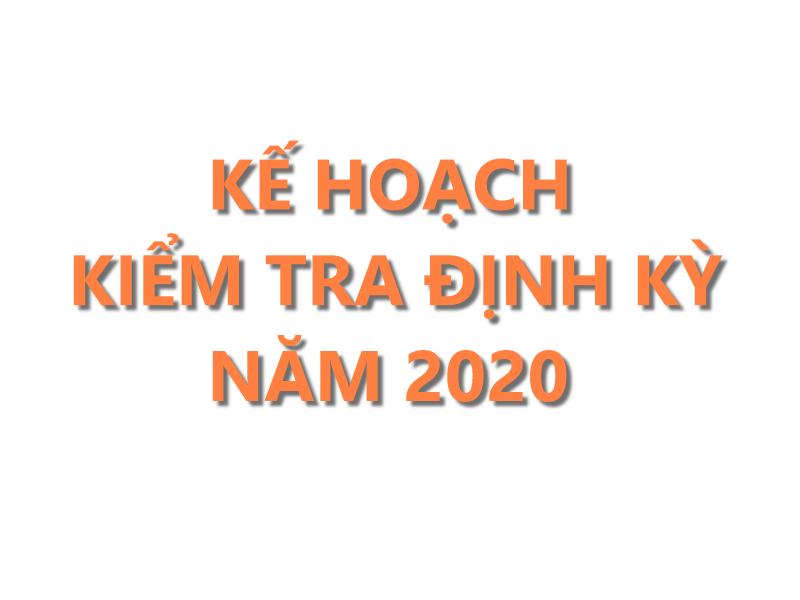 Cục Quản lý thị trường tỉnh Gia Lai ban hành Kế hoạch kiểm tra định kỳ năm 2020
