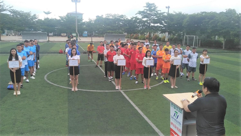 Cục Quản lý thị trường tỉnh Gia Lai tổ chức hội thao chào mừng kỷ niệm 63 năm ngày truyền thống của lực lượng.