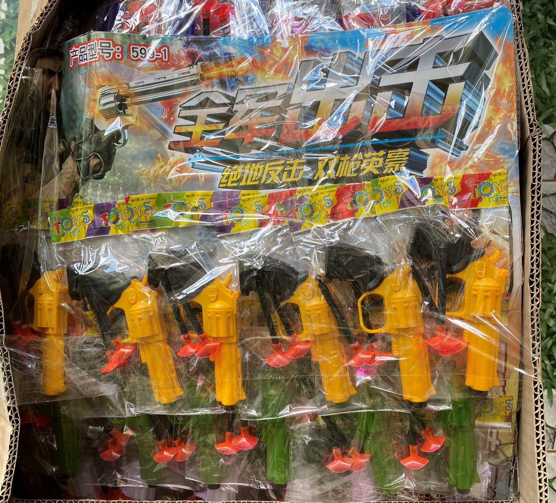 Gia Lai: Tạm giữ hơn 7.000 sản phẩm đồ chơi trẻ em.