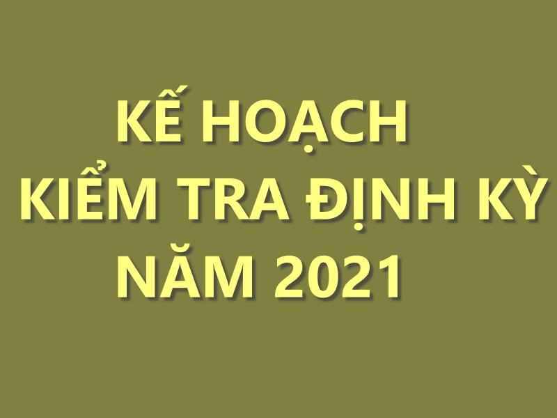 Cục Quản lý thị trường tỉnh Gia Lai ban hành Kế hoạch kiểm tra định kỳ năm 2021
